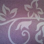 Эксклюзивное нанесение жидких шелковых обоев Silk Plaster фото
