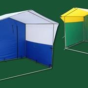 Пошив торговых палаток фото