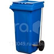 Педаль для мусорного контейнера МКТ 120 Арт.Педальный привод для МКТ 120 фото