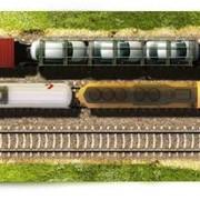 Грузоперевозки железнодорожные.Грузоперевозки железнодорожные ветеринарного груза.Импорт кормов и кормовых добавок фото