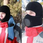 """Тепловая маска """"Балаклава 3 в 1"""" (материал Виндблок) фото"""