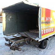 Ремонт каркасов грузовиков и прицепов фото