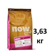 Корм для кошек. NOW! Grain Free – холистик-корм суперпремиум класса фото