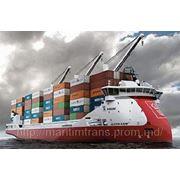 Морские контейнерные перевозки в Молдову и из Молдовы фото