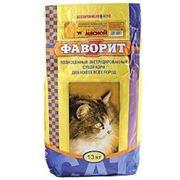 Корм для кошек Фаворит мясное ассорти фото