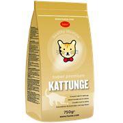 Сухой корм супер премиум класса для котят Husse Kattunge фото