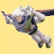"""Летающая игрушка """"БАЗЗ Disney"""" фото"""