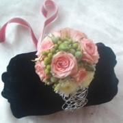 Свадебные цветочные композиции фото