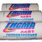 Теплоиз маты из стекл.штап. волокна Тисма Лайт (6000*1200*50*2)1уп=0,72м3=14,4м2 фото