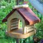 Скворечники кормушки для птиц фото