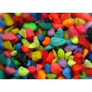 Цветной грунт аквариумный фото