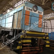 Тепловоз серии ТГМ 4Б фото