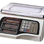 Весы торговые электронные CAS EP-06 фото