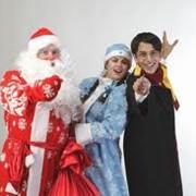 Организация новогоднего праздника фото