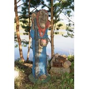 Скульптура садовая фото