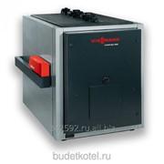 Отопительная однокотловая установка Viessmann (Висман) Vitoplex 200 с Vitotronic 100 GC1B 270 кВт