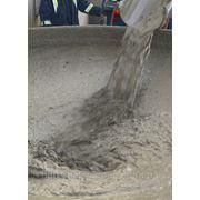 Сухой бетон М150 П1 В12,5 F50 фото