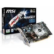 Видеокарта MSI MS-V202 N220GT-MD1G фото