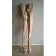 Ножки из дерева резные фото