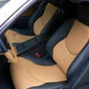 Перетяжка сидений автомобиля фото
