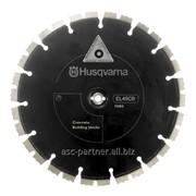 Диск алмазный, EL35CnB х2 (Комплект алмазных режущих дисков для Husqvarna k760 CnB. K3000 CnB) фото