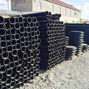Чугунные трубы (ЧК) канализационные ГОСТ 6942-98 100мм L-2м фото
