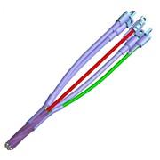 Муфта для 5-и жильного кабеля 5ПКВНтп-70/120-бн