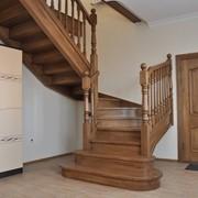 Лестница дизайн D080