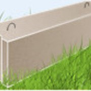Фундаментные бетонные блоки (ФБС) фото