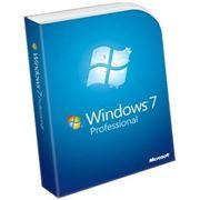 Операционная система Microsoft Windows 7 Professional BOX фото