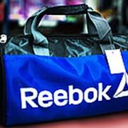 Спортивная сумка REEBOK маленькая 37х20х20 см черная фото