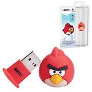 Флэш-диск 8GB ANGRY BIRDS - Red Bird USB 2.0 фото