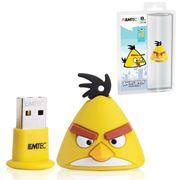 Флэш-диск EMTEC 8GB A102 ANGRY BIRDS фото