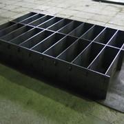 Форма высокоточная для изготовления пенобетонных и газобетонных блоков 100*300*1000 фото
