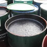 Битум нефтяной дорожный фасованный БНД 60/90 в бочках 210 кг. фото