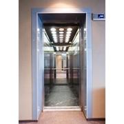 Пассажирский лифт без машинного помещения фото
