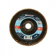 Круг лепестковый торцевой 150 х 22 14А Р 60 (25), арт. 3078 фото
