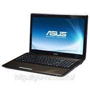 "ASUS K52JB i3 350M (2.26) /2048/320 (5400) /DVD-RW/HD5145/WiFi/cam/DOS/15.6""/2.60kg фото"
