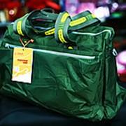 Женская спортивная дорожная сумка Asiapard AL 1019-11 зеленая фото
