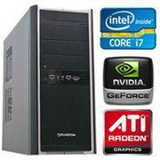 Компьютер BestSystem Intel Core i7-2600 (3.40Ghz) фото