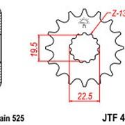ЗВЕЗДА JT JTF433-14 фото
