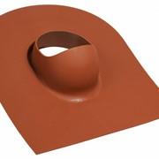Проходной элемент технониколь шинглас красный фото