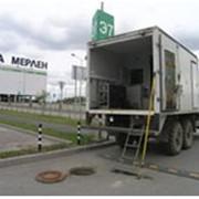 Ревизия канализационных трасс уникальным оборудованием с цветной телевизионной съемкой фото