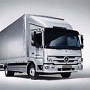 Ремонт и правка рам грузовиков фото