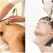 Физиотерапевтические процедуры по лицу и телу на аппарате VIP-Line Millennium фото
