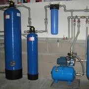 Услуги по установке и пусконаладочным работам систем фильтрования воды с обратной промывкой фото