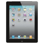 Планшет Apple iPad2 64 GB WiFi Black MC916 + евровилка РСТ фото