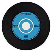 Диск записываемый CD-R SMART TRACK/Slim Box фото