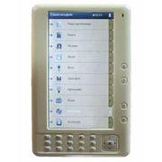 Книга электронная E-book Reader MB-070K белый фото