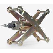 Устройство для внутренней очистки труб РВТ-1 (75-300 мм) фото
